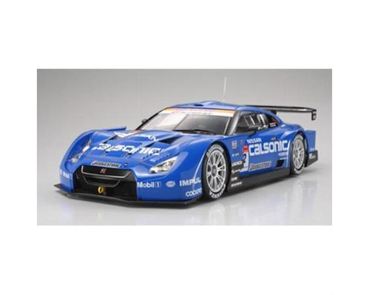 Calsonic Impul GT-R R35 1/24 Plastic Model Kit by Tamiya