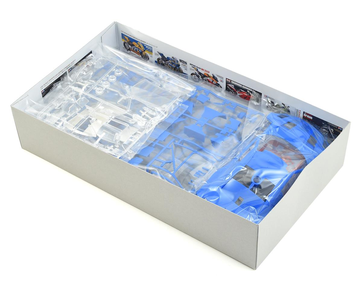 Tamiya Calsonic Impul GT-R R35 1/24 Plastic Model Kit
