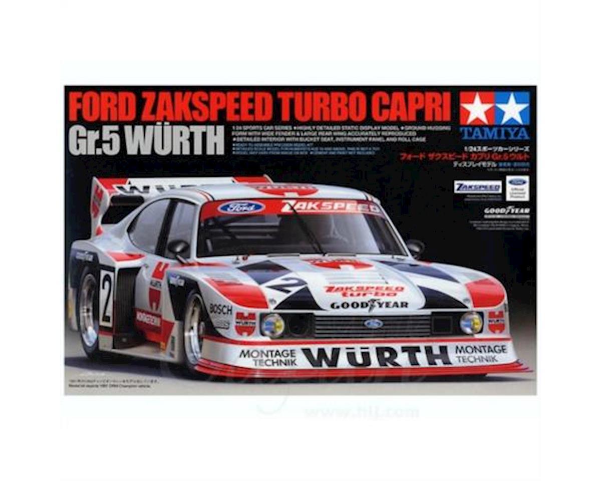 Tamiya Ford Zakspeed Turbo Capri Gr 5, Wurth