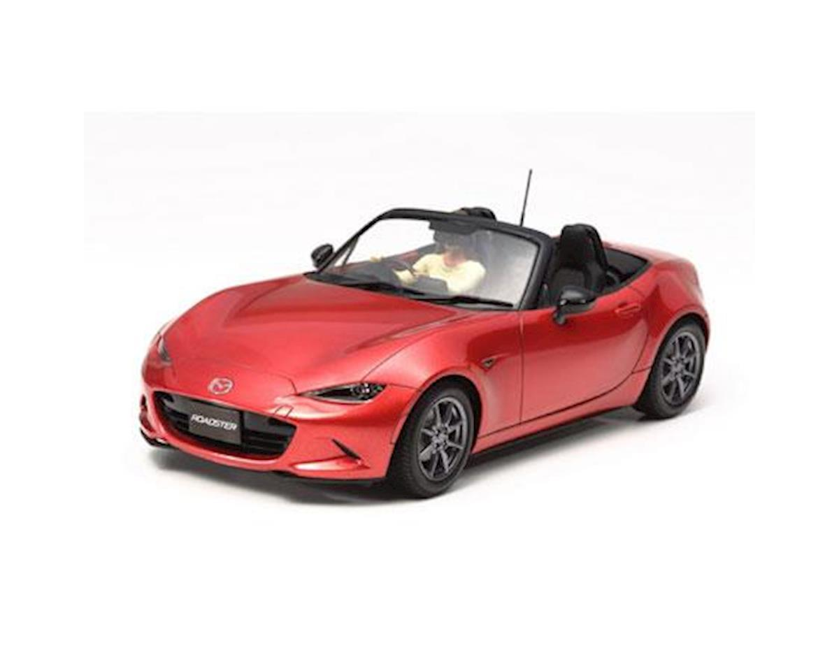 1/24 Mazda MX-5 Sports Car by Tamiya