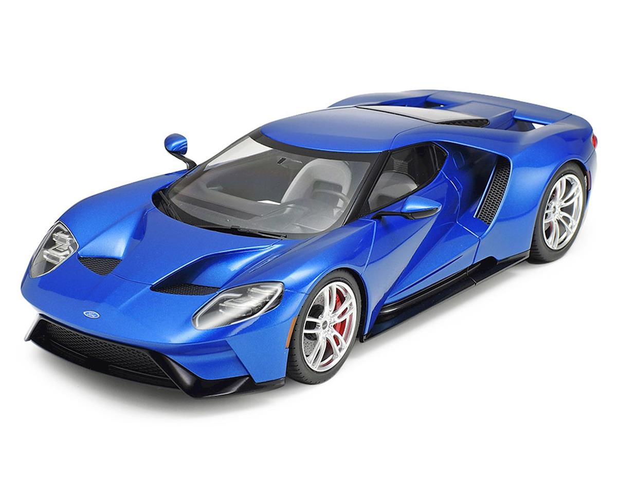 Tamiya 1/24 Ford GT Plastic Model Kit