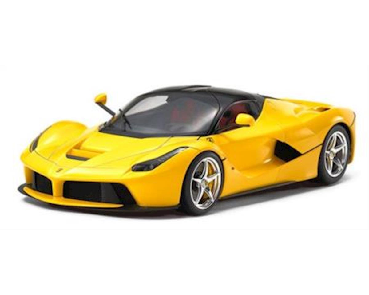 Tamiya 1/24 LaFerrari Model Kit (Yellow Version)