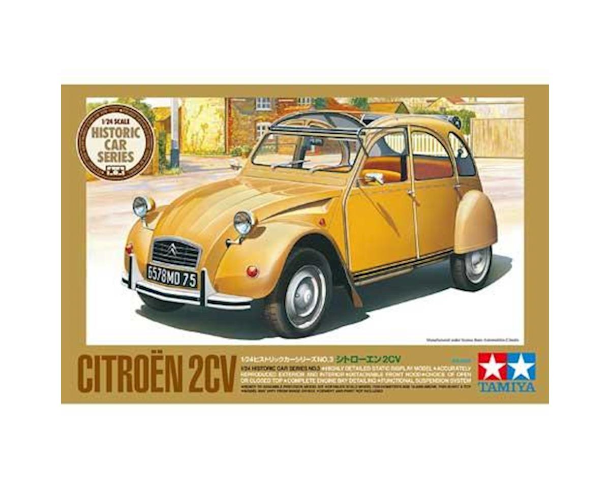 Tamiya 1/24 Citroen 2CV Limited Edition