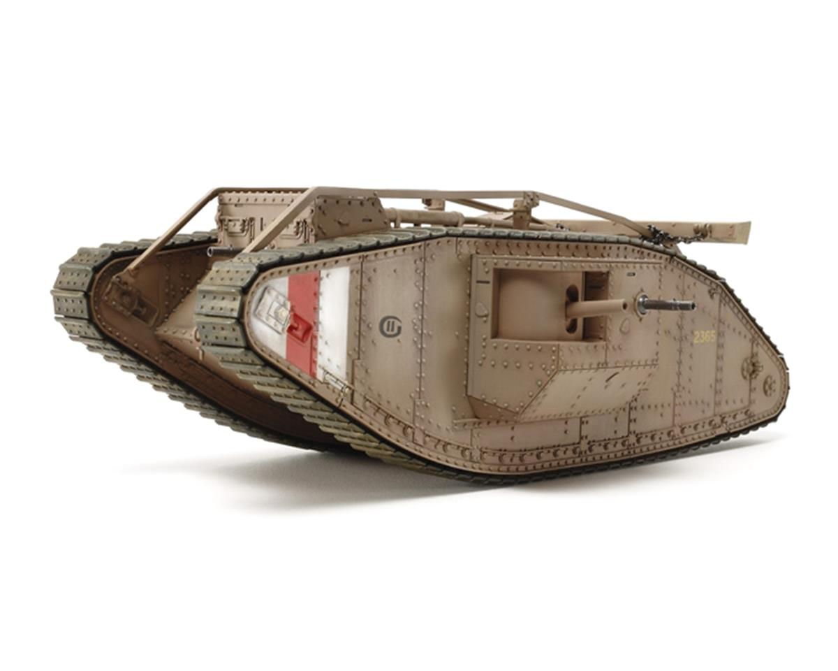 30057 WWI British Tank Mk.IV Male w Single Motor