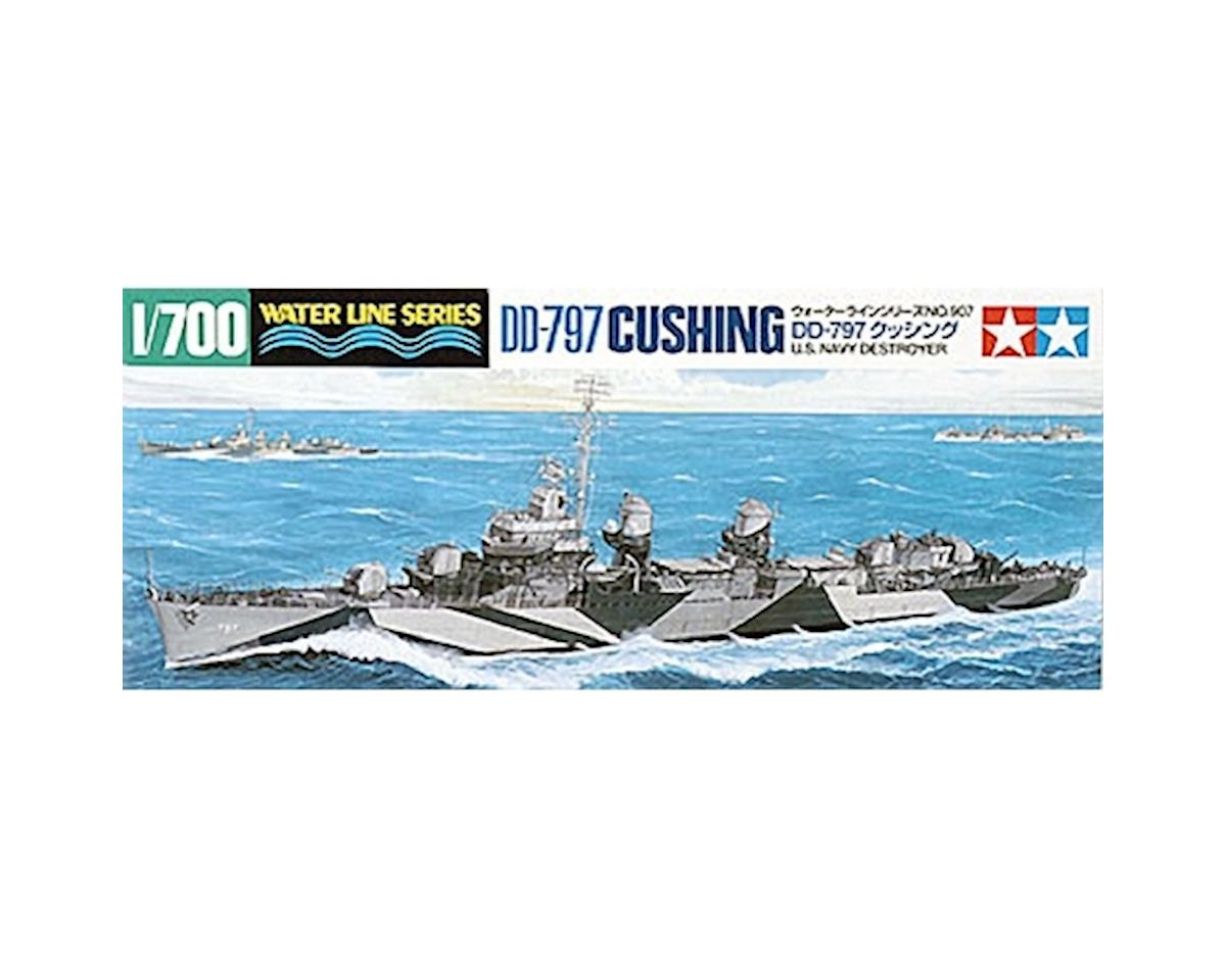 Tamiya 1:700 US DESTROY CUSHING