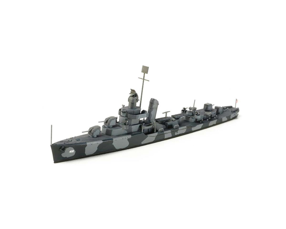 Tamiya 1/700 Navy Destroyer DD412 Hammann
