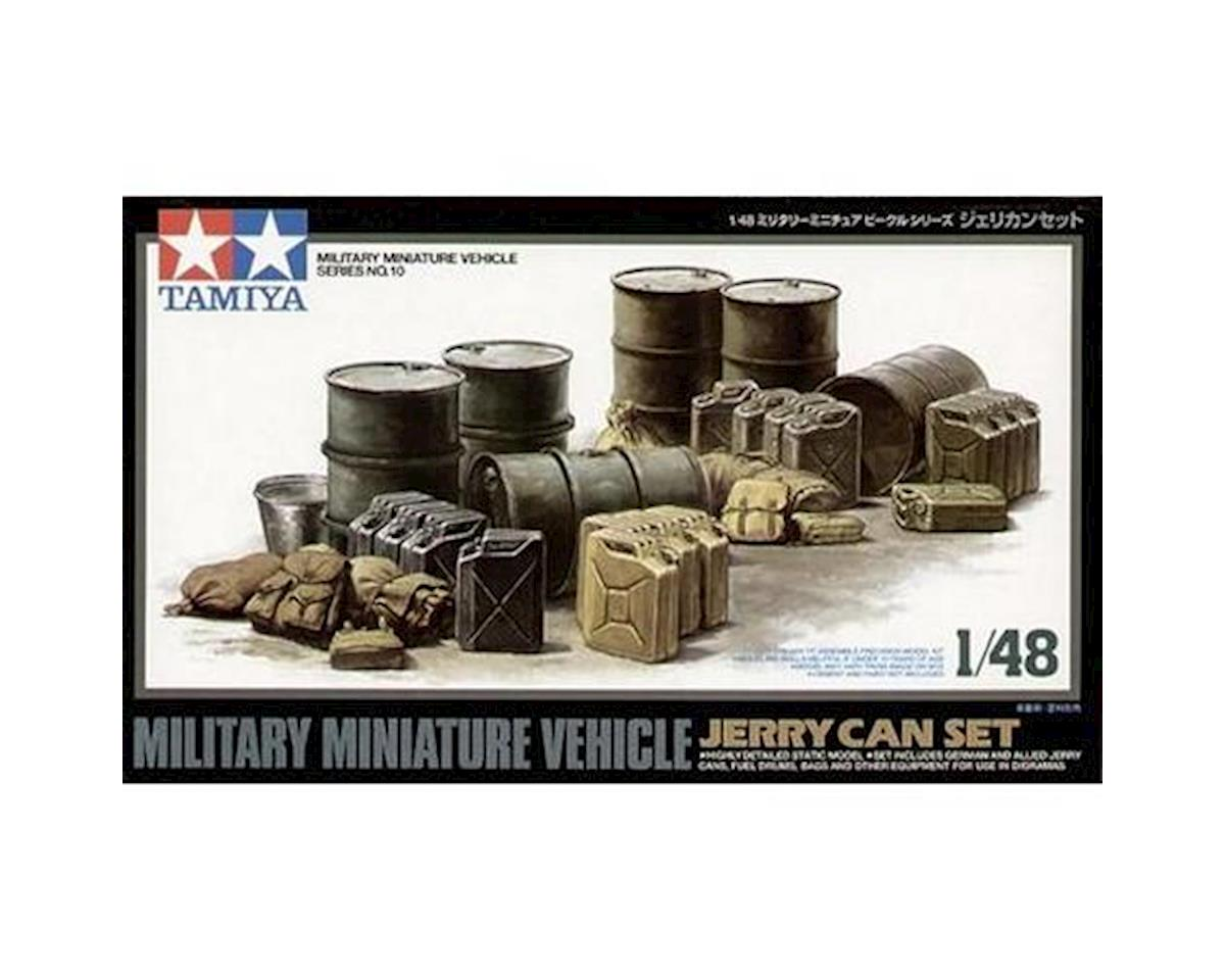 1:48 JERRY CAN SET by Tamiya
