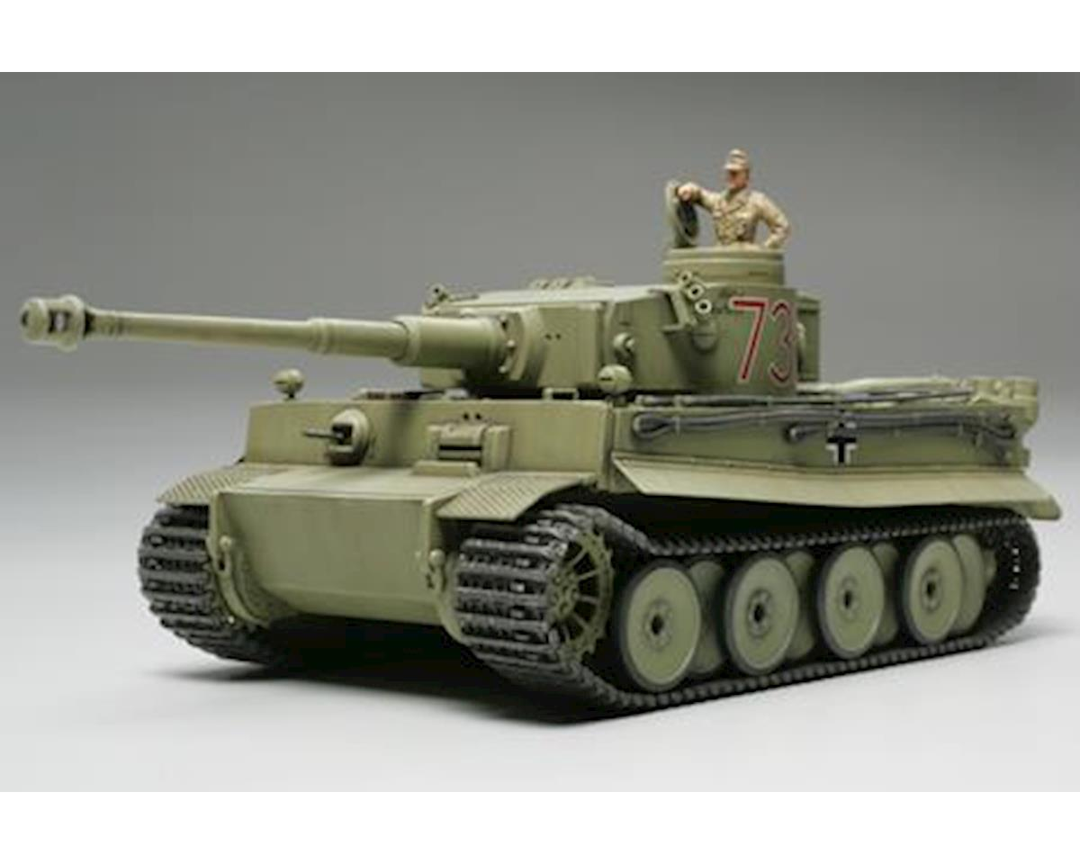 1/48 German Tiger I Initial Tank Africa Corps by Tamiya