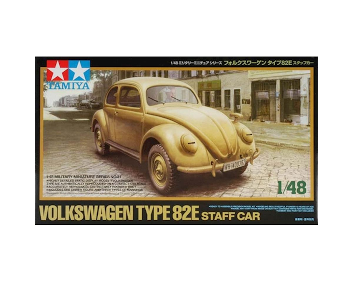 Tamiya 1/48 Volkswagen Type 82E Staff Car