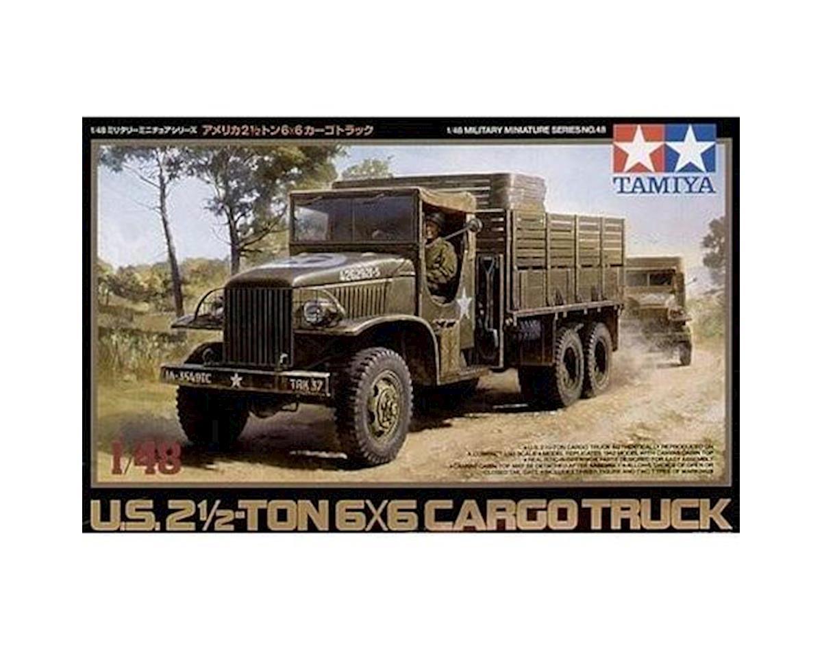 1/48 U.S. 2.5 Ton 6x6 Cargo Truck by Tamiya