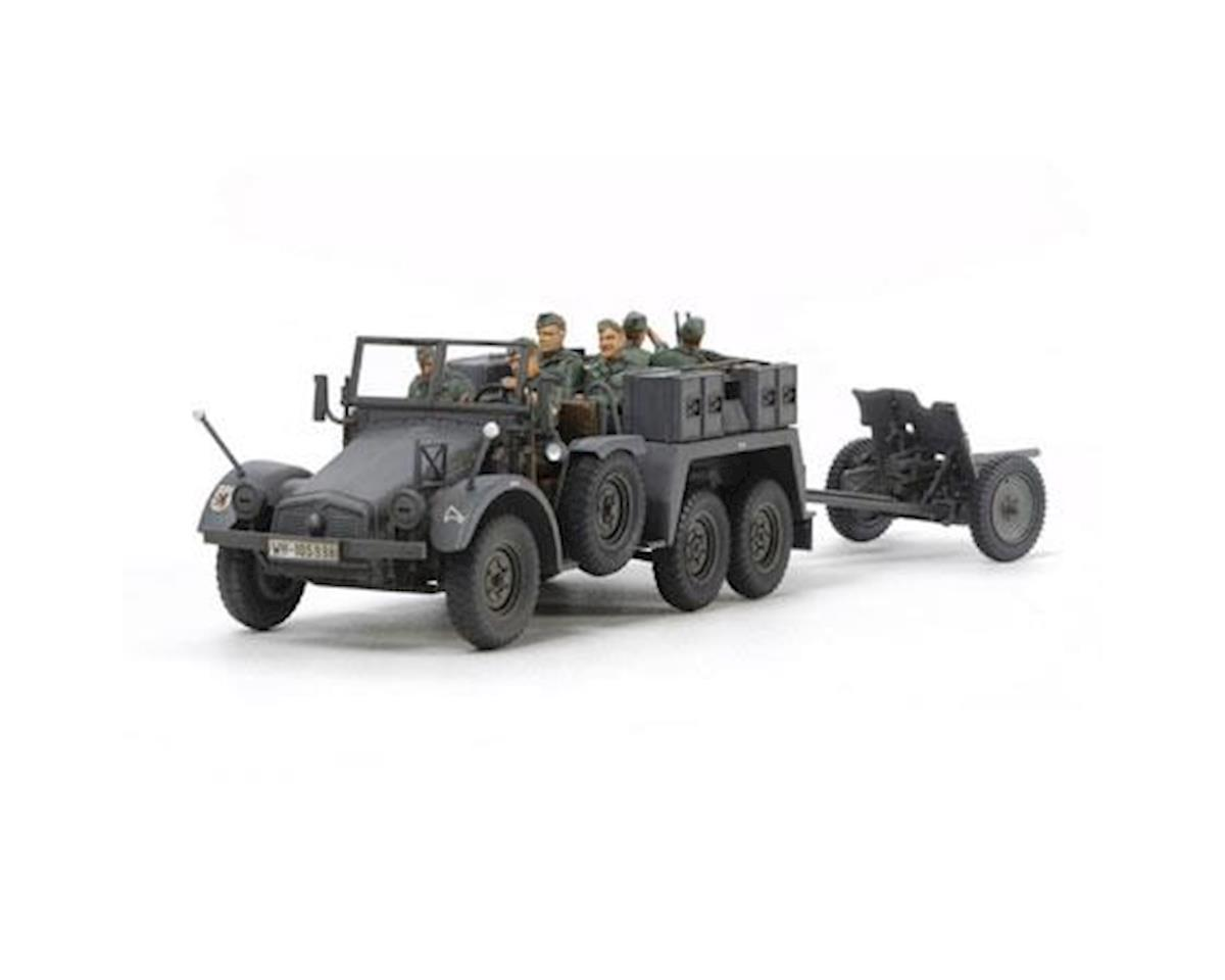Tamiya 32580 1/48 German 6x4 Towing Truck Kfz w/3.7cm Pak