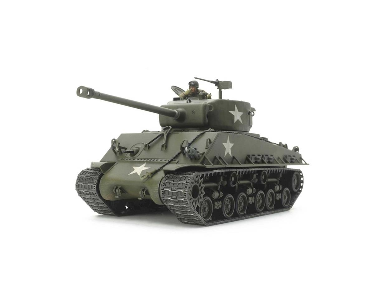 "Tamiya 1/48 U.S. Medium Tank M4A3E8 Sherman ""Easy Eight"""