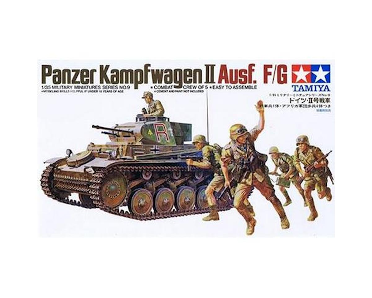 Tamiya 1/35 Panzer Kampfwagen II