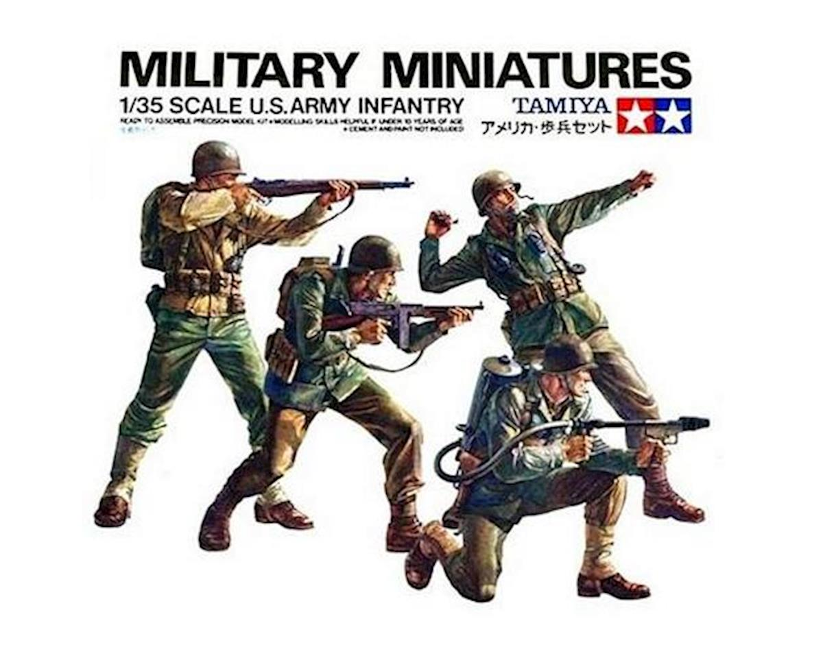 Tamiya 1/35 US Army Infantry
