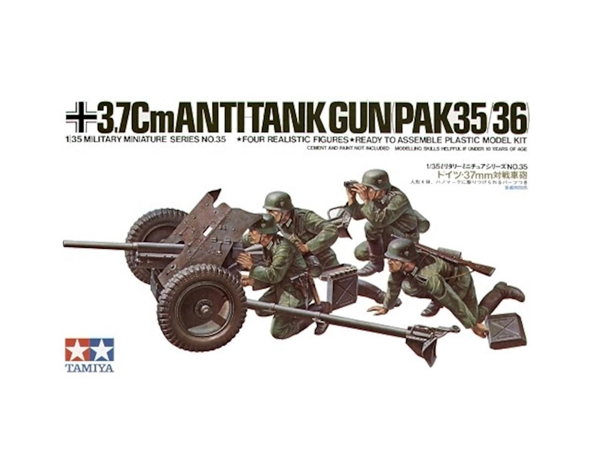 Tamiya 1/35 German 3.7cm Pak35/36 AT Gun