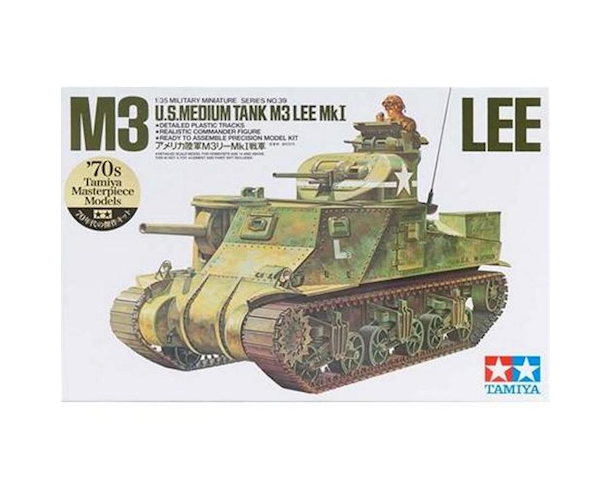 Tamiya 1/35 US M3 Tank Lee