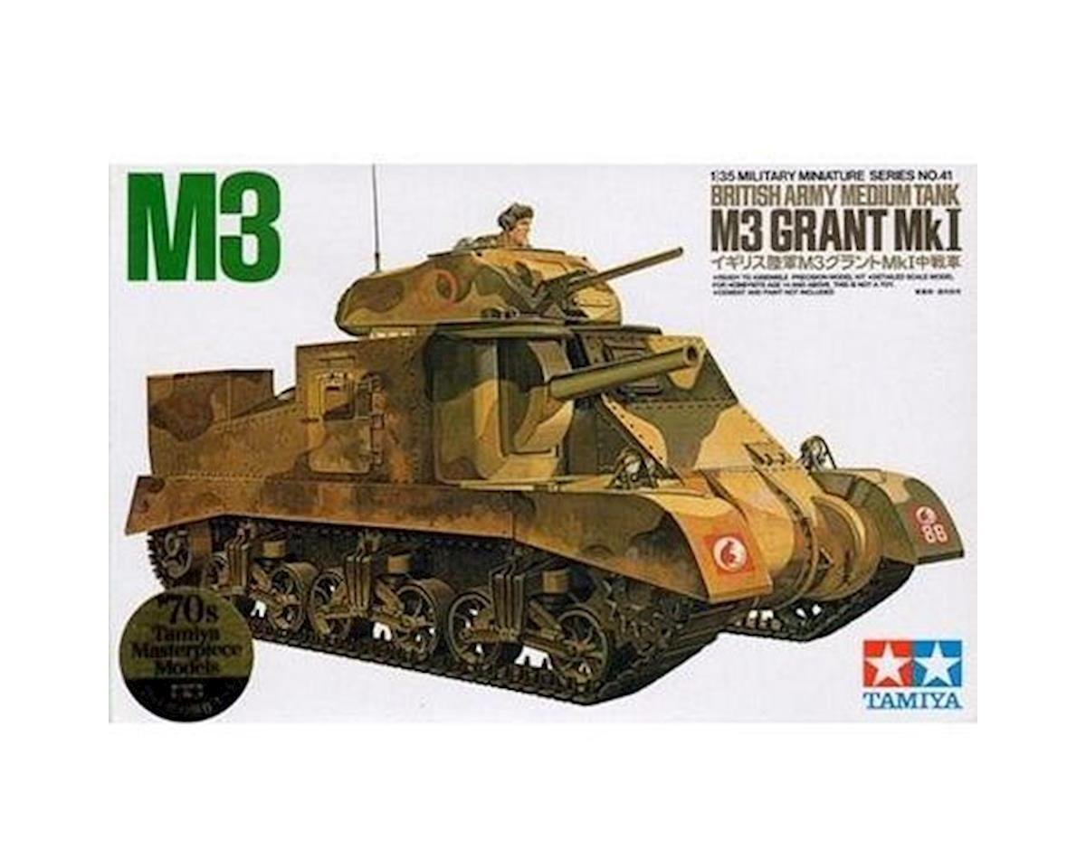 1/35 British M3 Grant Tank by Tamiya