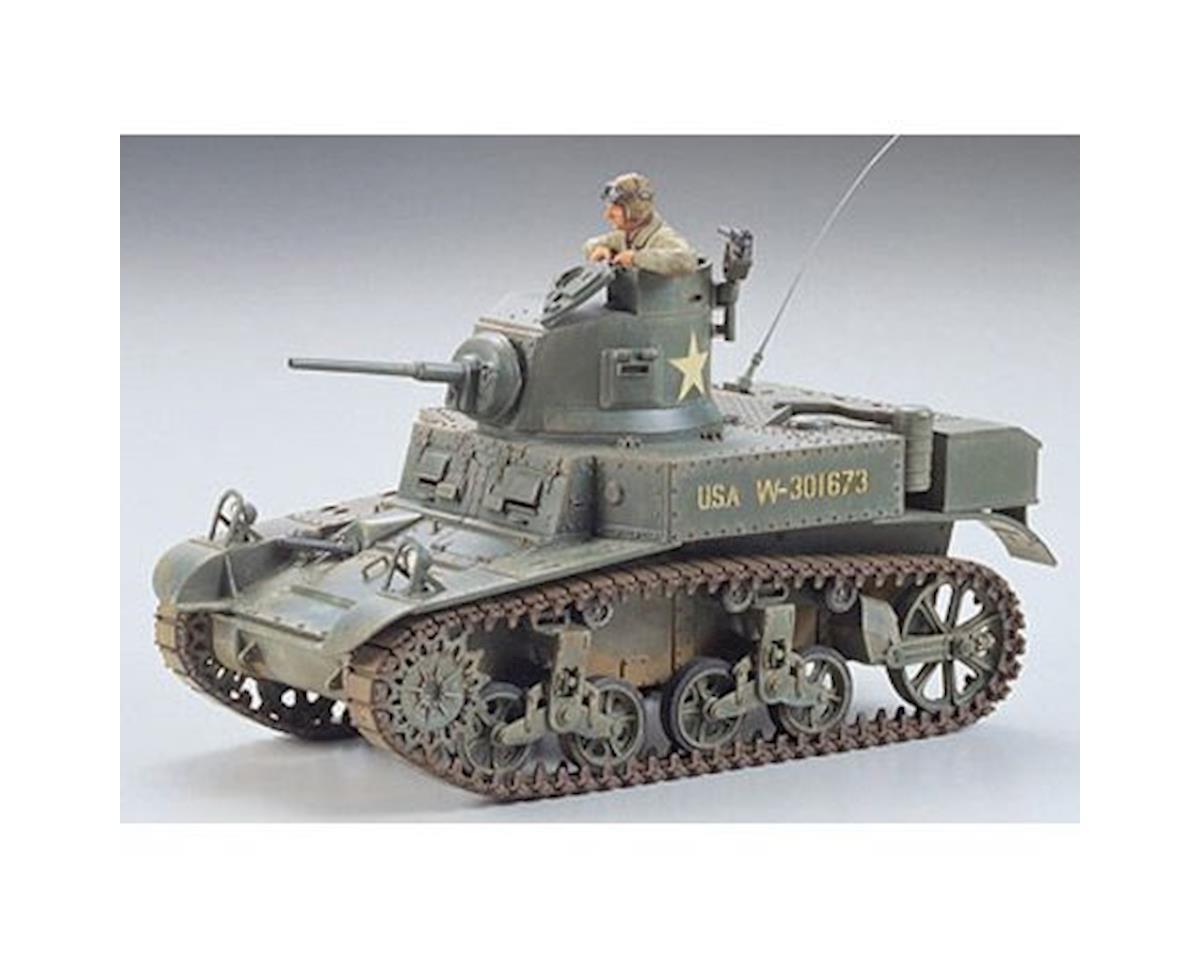Tamiya 1/35 US LIGHT Tank M3 Stuart