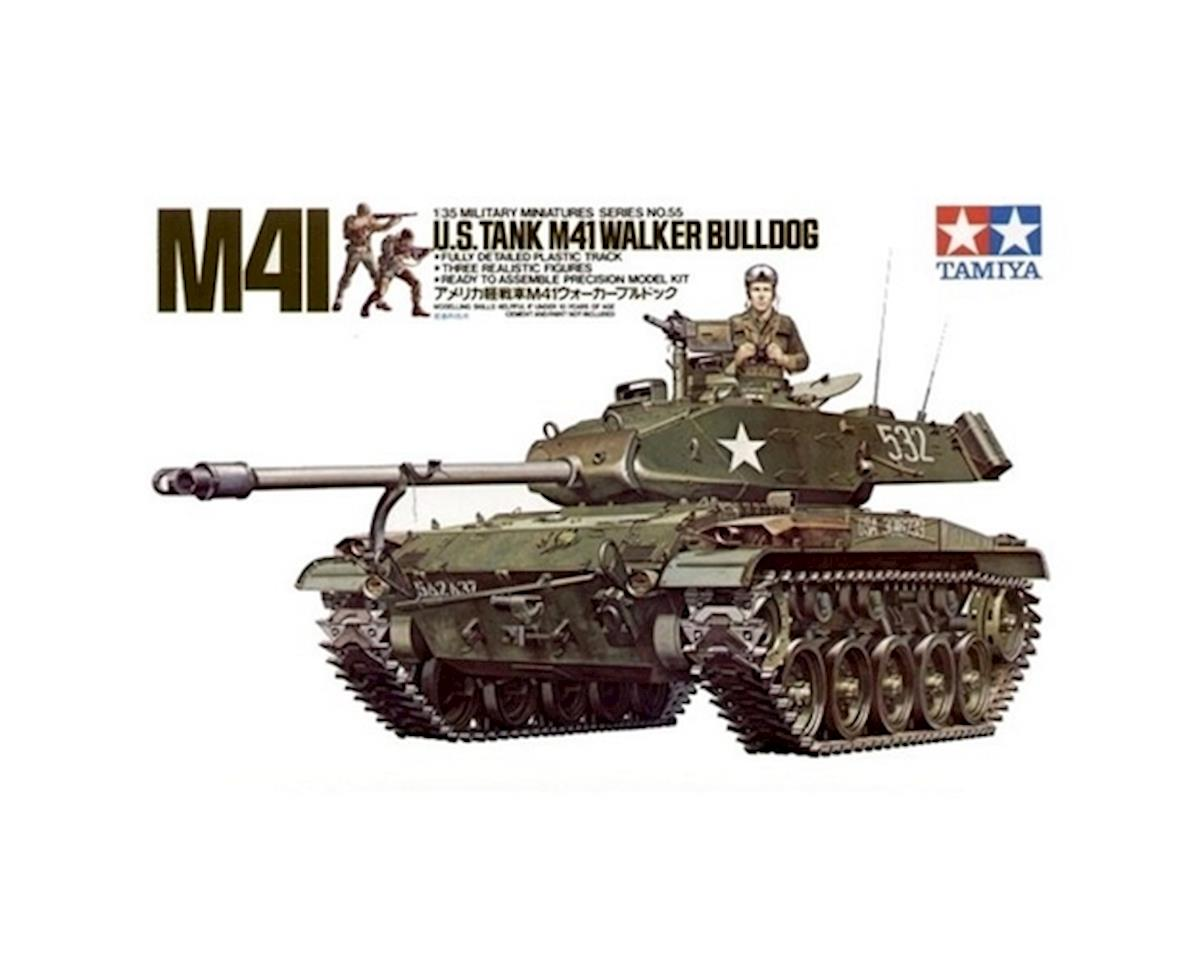 Tamiya 1 35 US M41 WALKER BULLDG