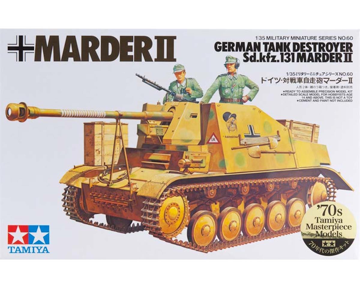 Tamiya 1/35 Marder II SdKfz 131