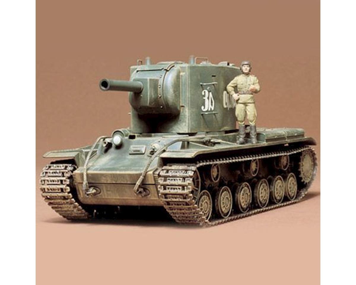 Tamiya 1/35 Russian Heavy Tank KV-II Gigant