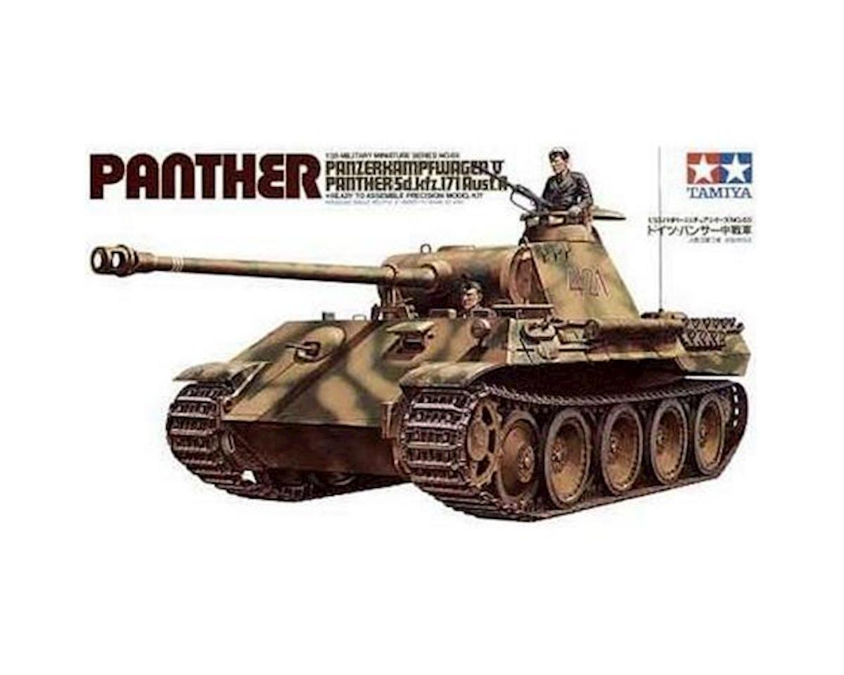 1/35 German Panther Tank by Tamiya