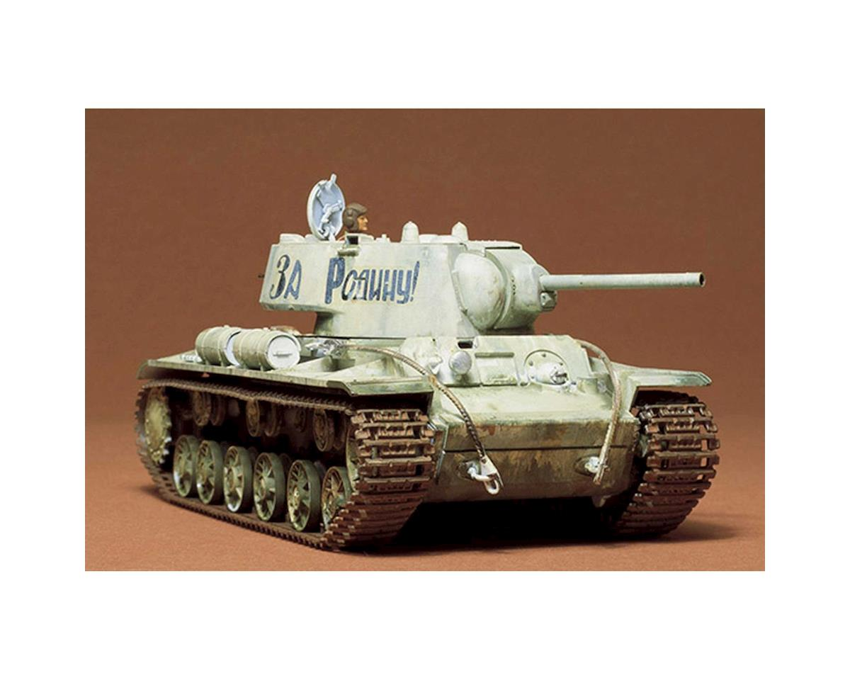 Tamiya 1/35 KV-1(Type-C) Russian Heavy Tank