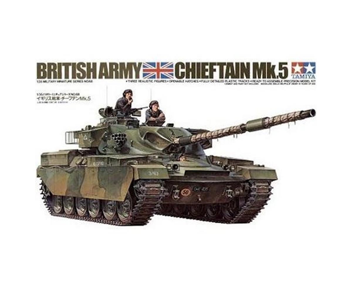 Tamiya 1/35 British Chieftain Mk5