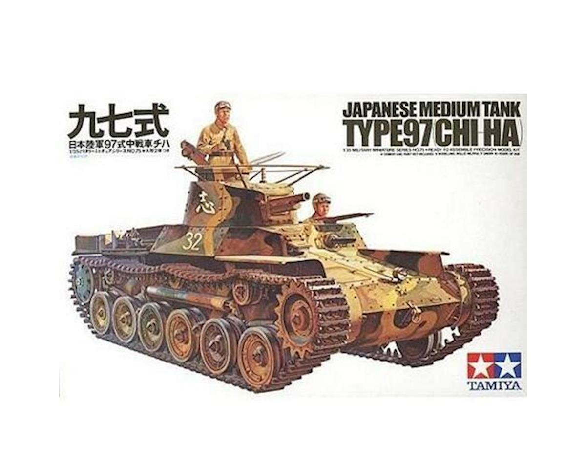 1/35 Japanese Tank Type 97 by Tamiya