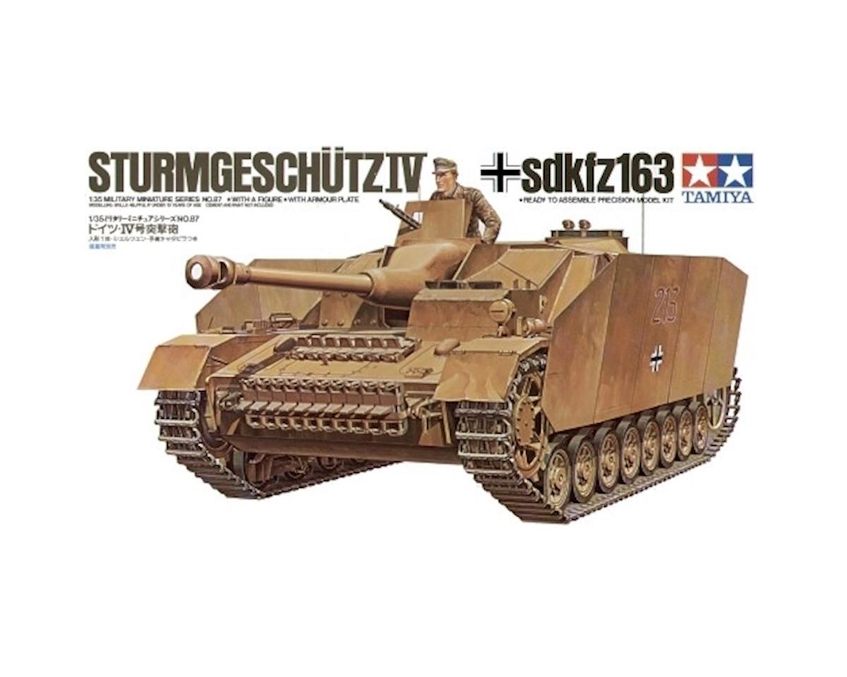 1 35 GER STURMGESCHUTZ IV by Tamiya