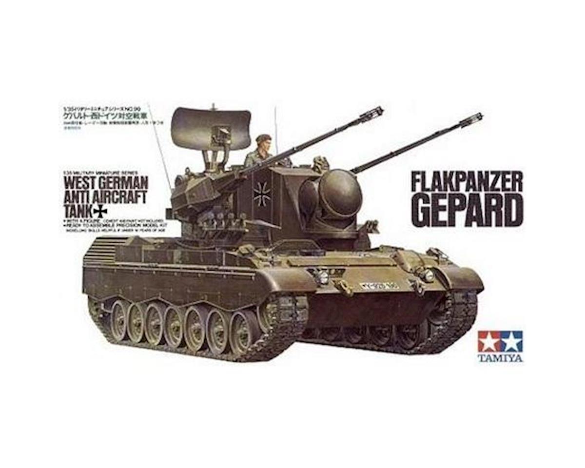 Tamiya 35099 1/35 West German Lfakpanzer Gepard