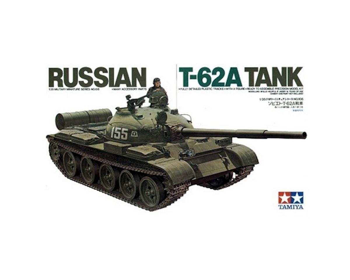 1/35 Russian T-62A Tank by Tamiya