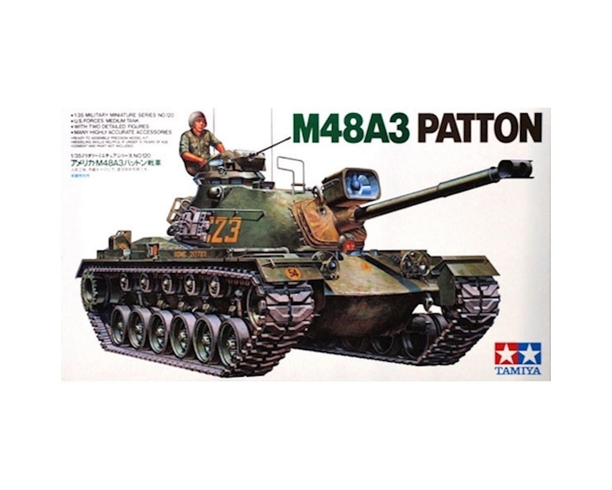 1 35 US M48A3 PATTON by Tamiya