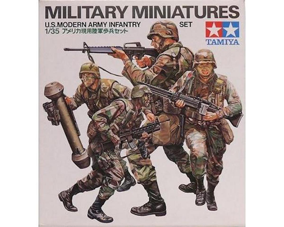 Tamiya 1/35 US Modern Infantry