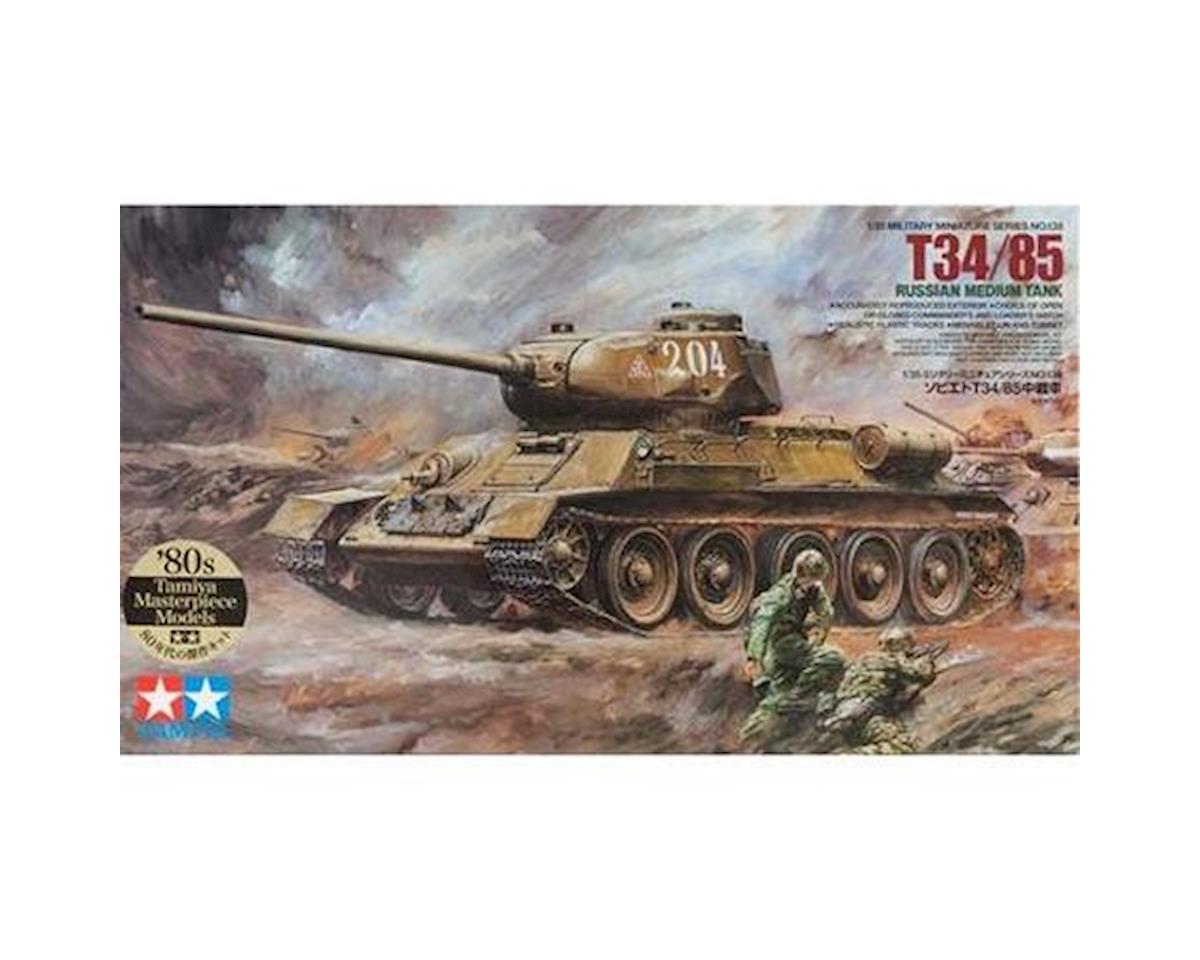 Tamiya 1/35 Russian T34/85