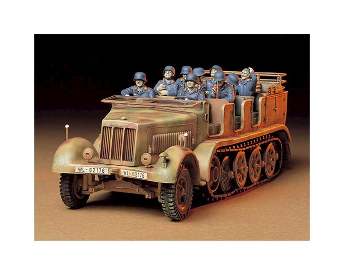 Tamiya 1/35 German  8-Ton SdKfz 7Semi-Track Vehicle
