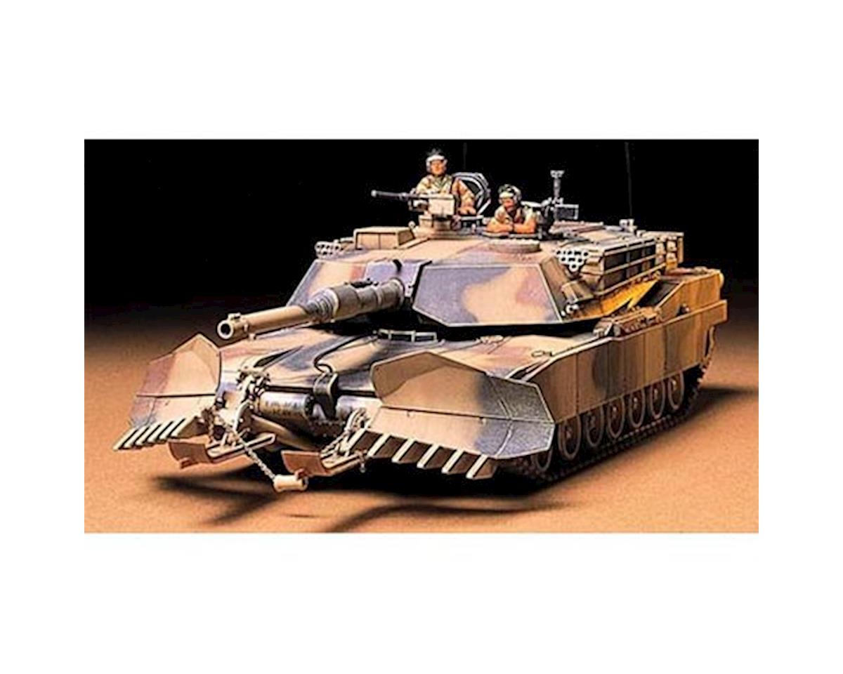 1/35 US M1A1 w/Mine Plow by Tamiya