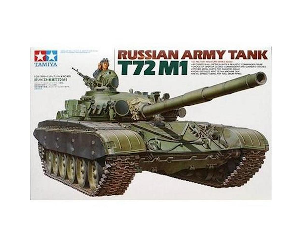 1/35 Russian Tank T72M1 by Tamiya