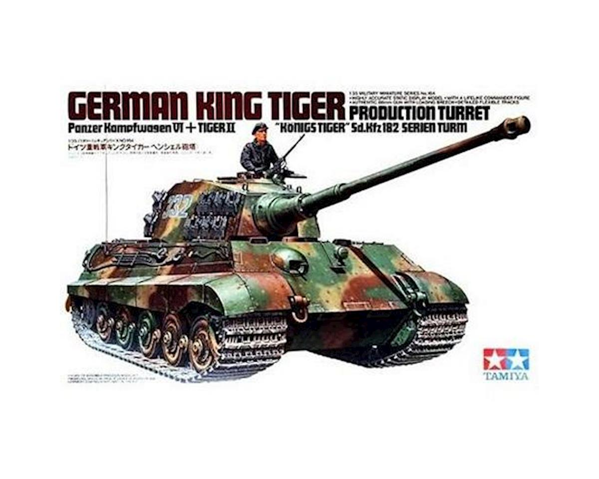 1/35 King Tiger w/Prod Turret by Tamiya