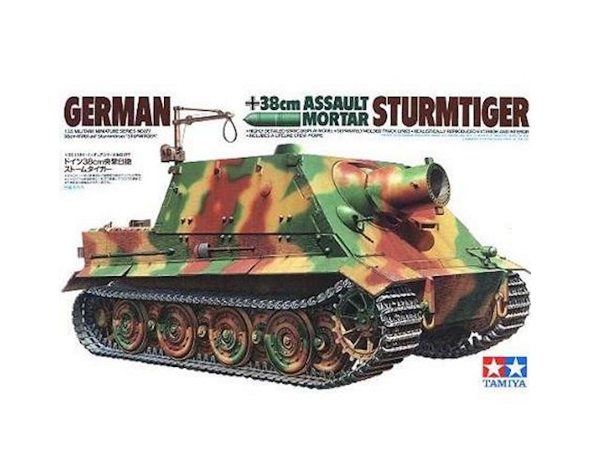 Tamiya 1/35 Grmn Asslt Mortar-Sturmtiger