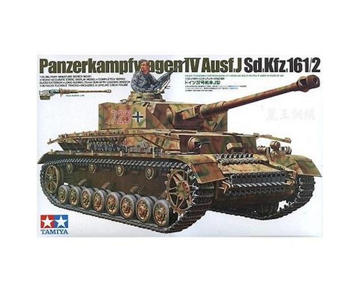 Tamiya 1/35 Panzer IV Type J