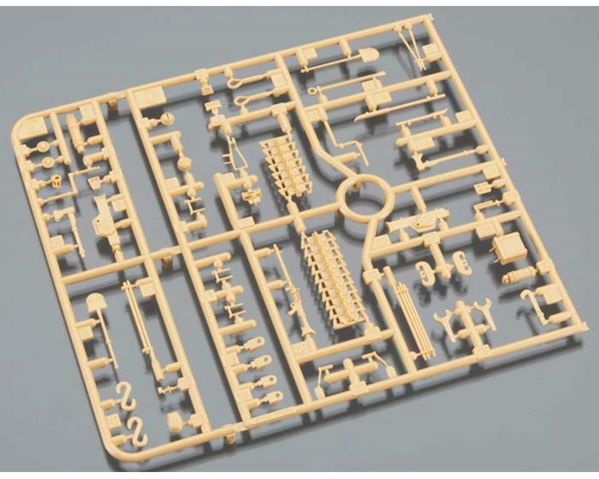 Tamiya 1/35 Panzer IV Equipment