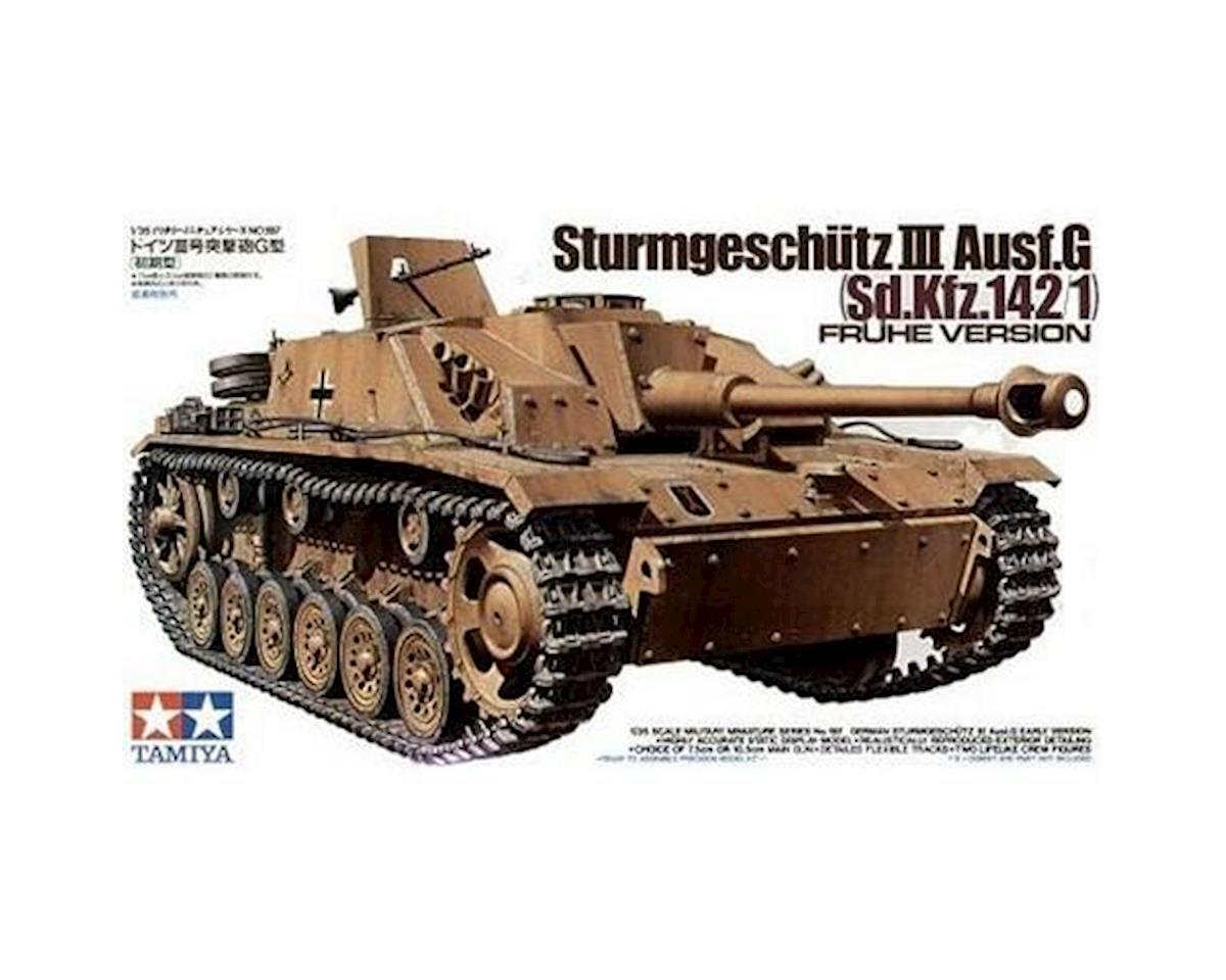 Tamiya 1/35 Sturmgeschutz III Ausf.G Early