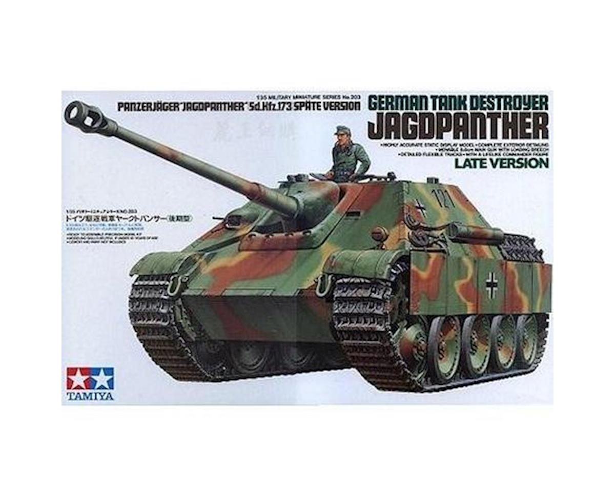 Tamiya 1/35 German Jagdpanther Late Version