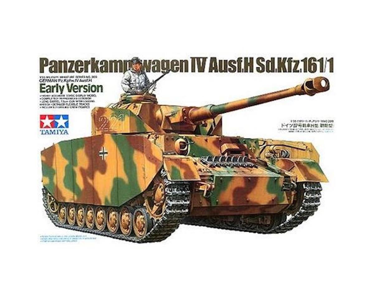 1/35 Panzer IV,Early by Tamiya