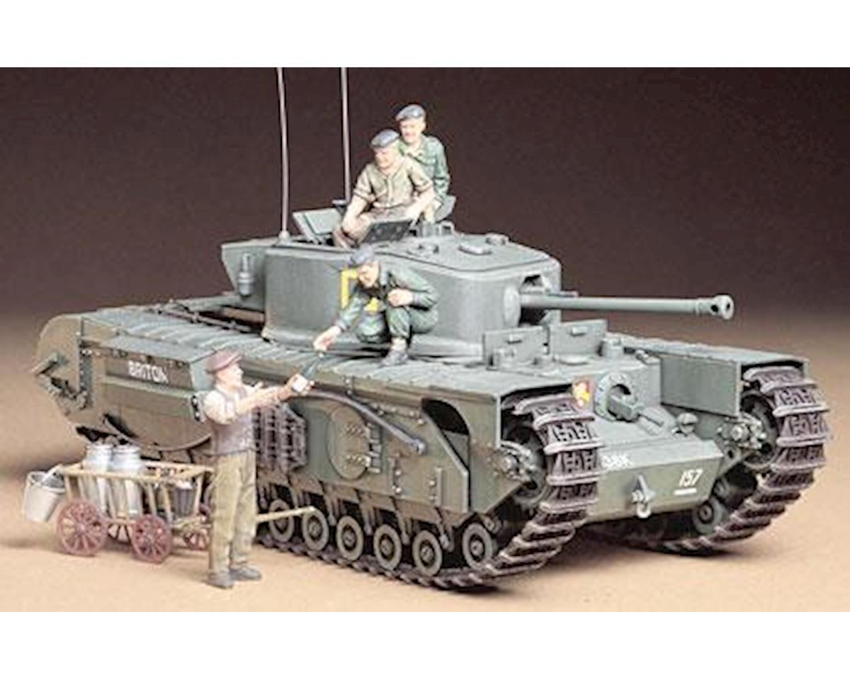 1/35 British Infantry Tank MK.IV by Tamiya