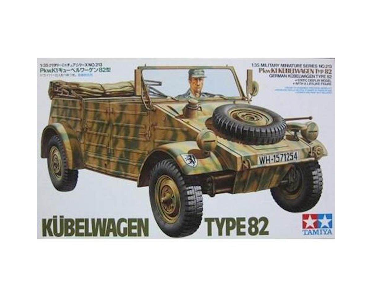 1/35 Kubelwagen Type 82 by Tamiya