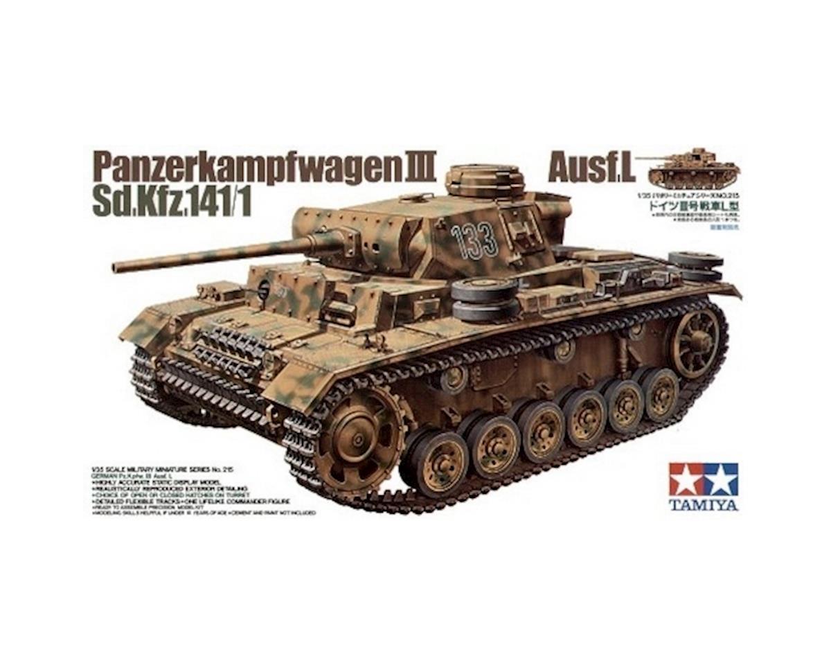 Tamiya 1/35 German Pz.Kpfw III Ausf.