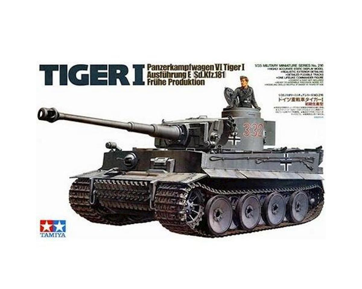 Tamiya 1 35 GER TIGER 1 EARLY PR