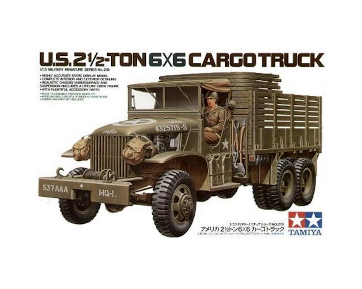 Tamiya 1/35 US 2.5 Ton 6x6 Cargo Truck